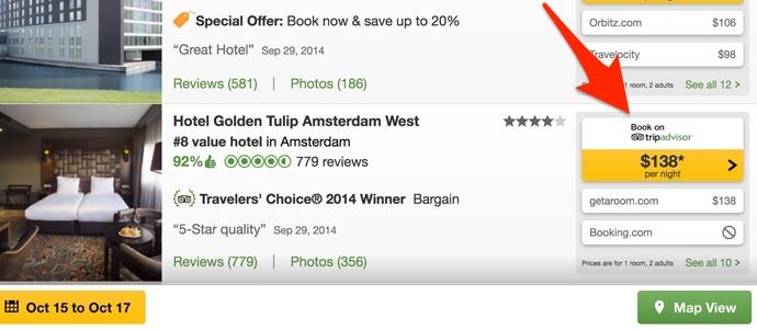 tripadvisor instant booking