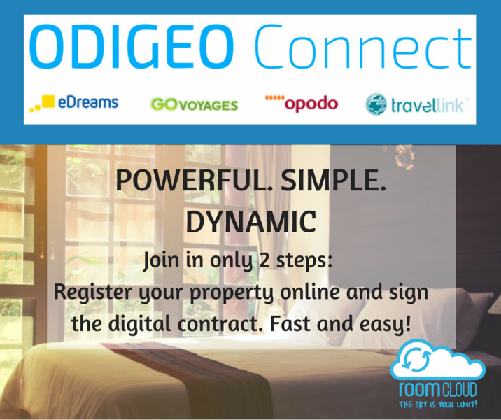 social odigeo connect