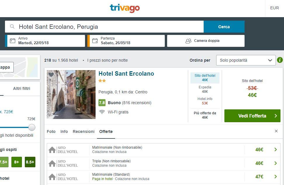 trivago-sito-hotel-offerta
