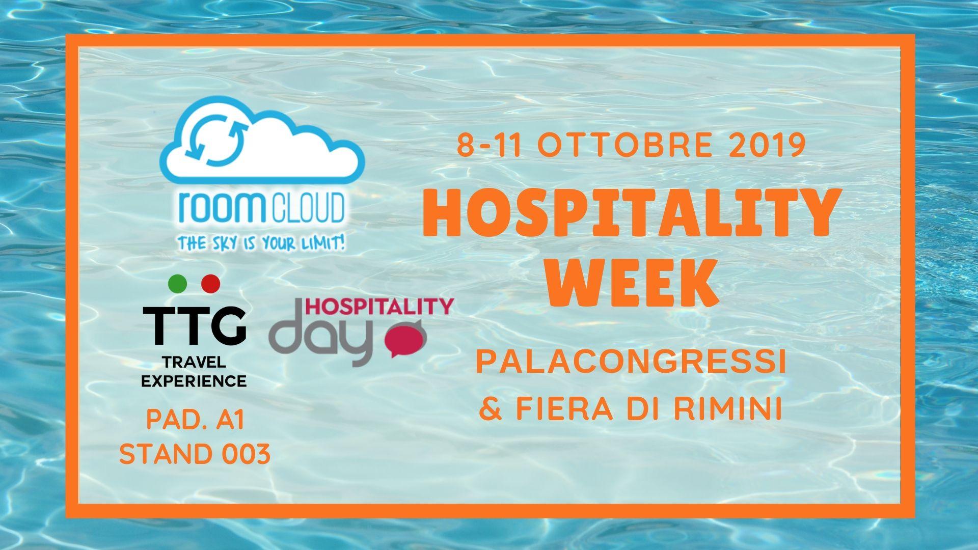 TTG e Hospitality Day 2019 a Rimini