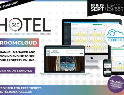 Come visit us at Hotel360 in London