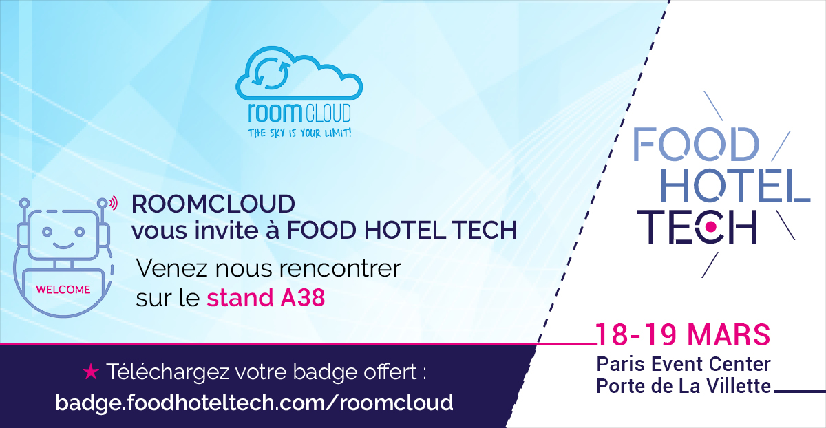 Food Hotel Tech 2019 is coming…