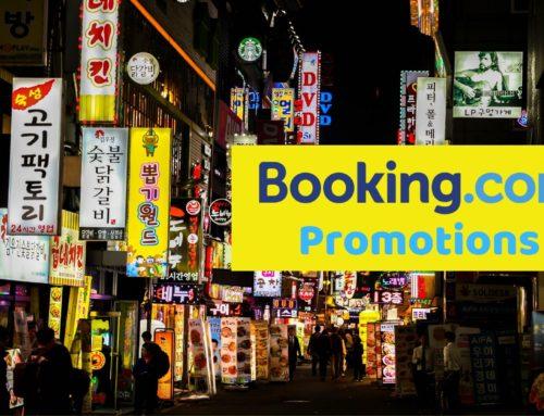Créez des promotions pour Booking.com directement depuis RoomCloud