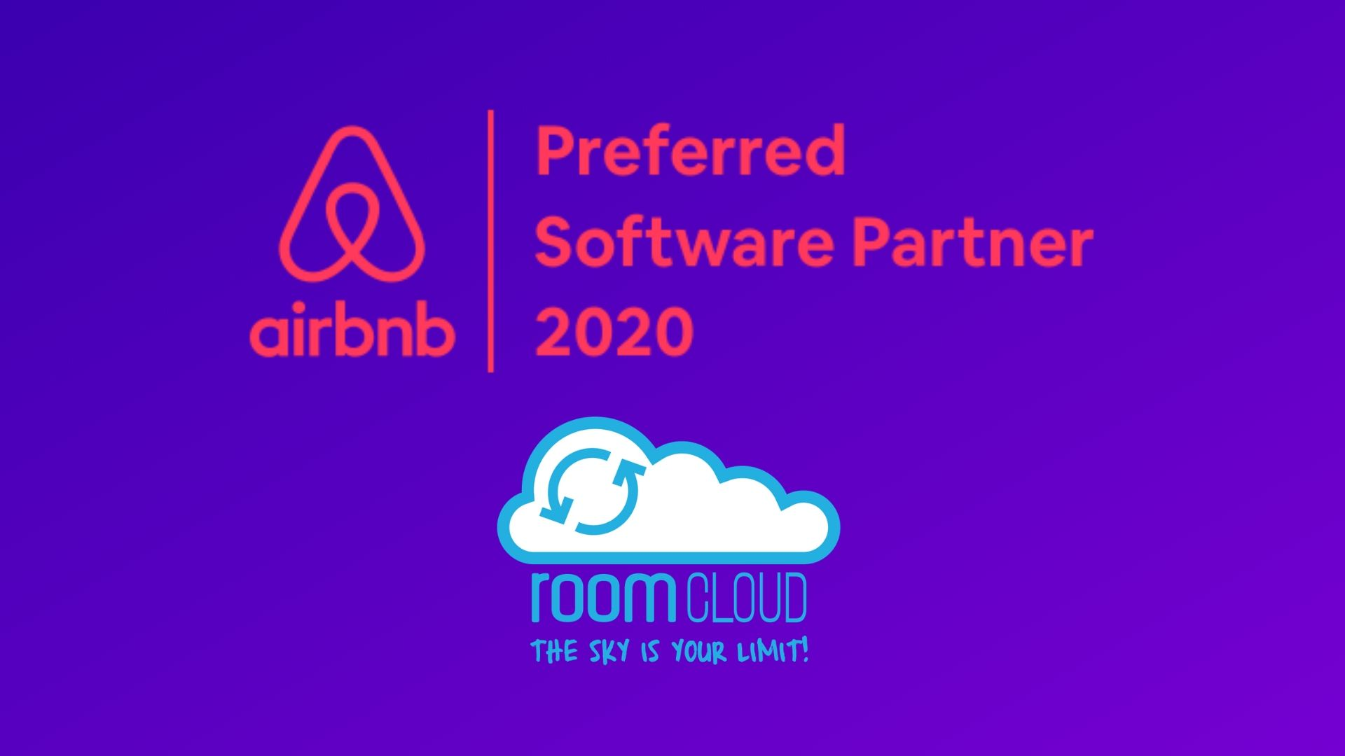 RoomCloud ist Airbnb Preferred Software Partner!