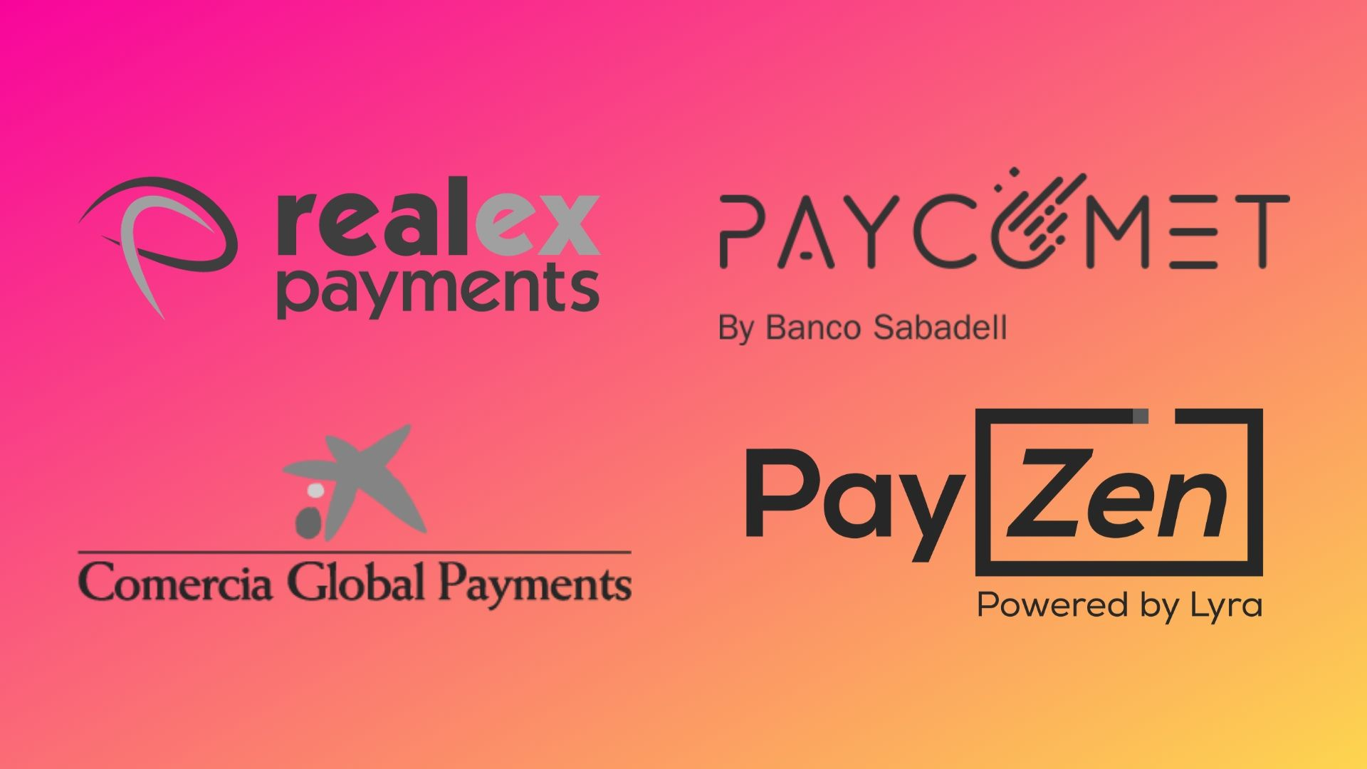 New Payment Gateways connected to RoomCloud Booking Engine