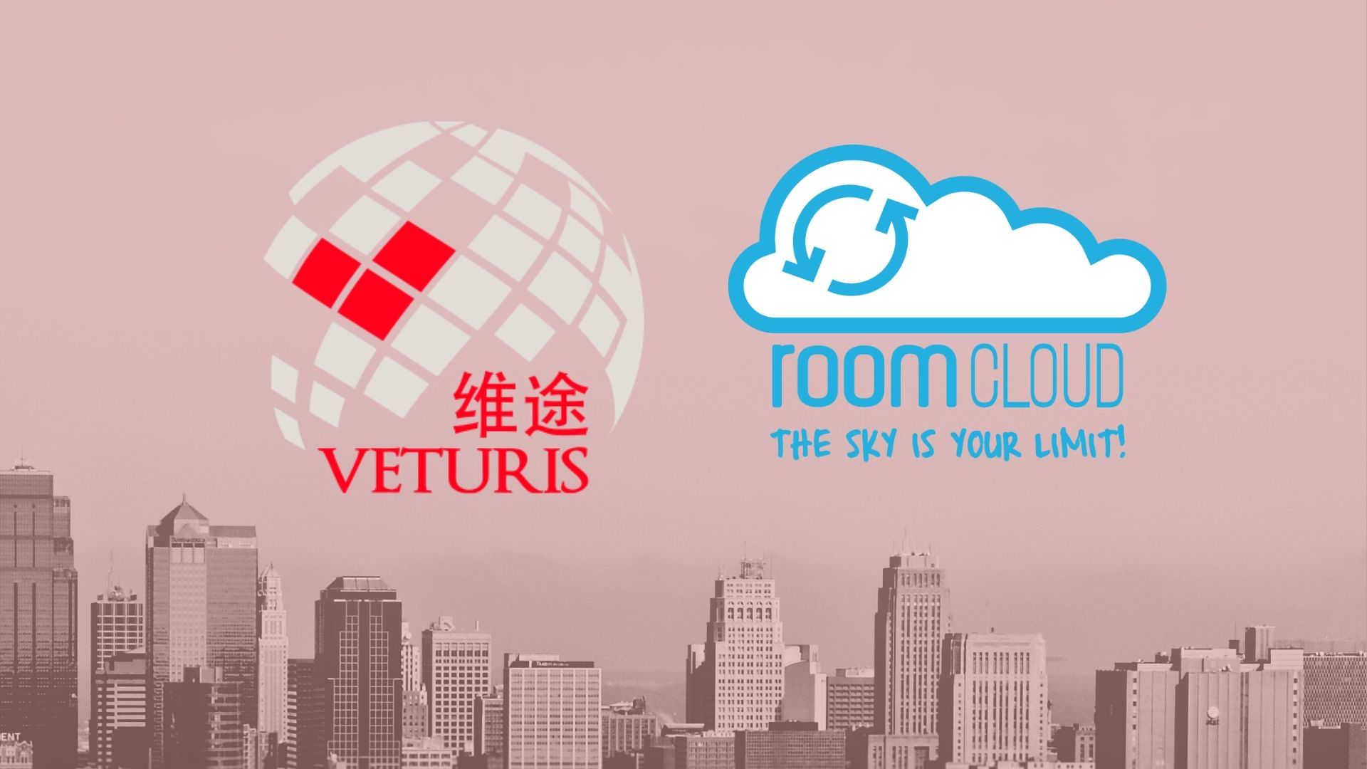 RoomCloud is integrated with Veturis Travel